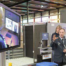 Rhenus en douane starten 'remote scan' project
