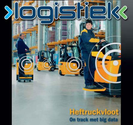 Logistiek Magazine, februari 2014