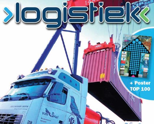 Logistiek Magazine, maart 2014