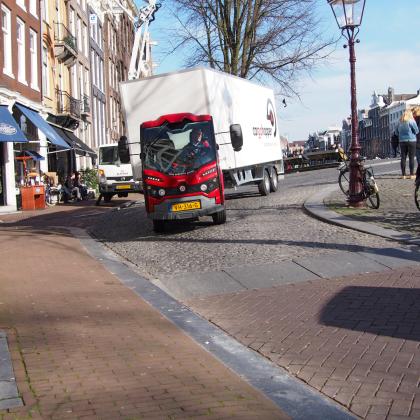 Cargohopper Amsterdam denkt aan opschalen