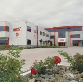 Bieze bouwt nieuw magazijn in Nijkerk
