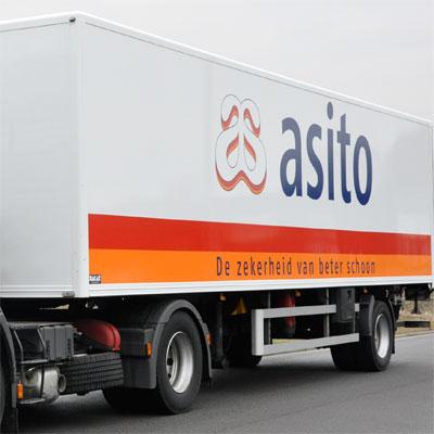Nieuw logistiek concept voor Asito