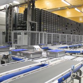 Belgische farma-distributeur automatiseert tweede dc