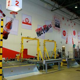Coca-Cola duurzamer dankzij automatisch opslagsysteem