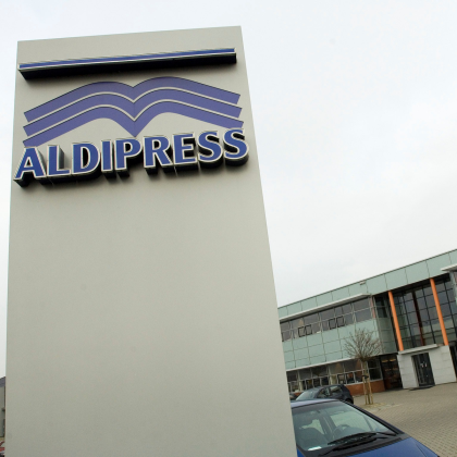 Aldipress schrapt 131 banen en sluit dc Duiven