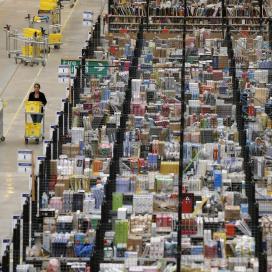 Wat is de maximale grootte van een e-commerce warehouse?
