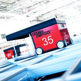 Egemin ook distributeur van Autostore in Benelux