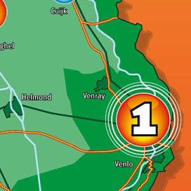 Venlo-Venray beste locatie voor logistieke activiteit