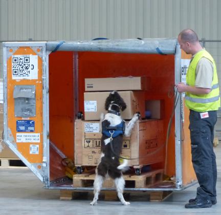 Cargoport: Slim transport naar luchthavens