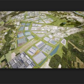 Video: 'TPN is per water, weg en spoor goed bereikbaar