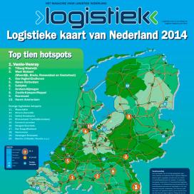 Hoe verkrijg ik de Logistieke kaart van Nederland 2014?