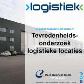 Ruime meerderheid tevreden met logistieke locatie