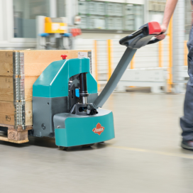 Jungheinrich introduceert low budget pallettrucks