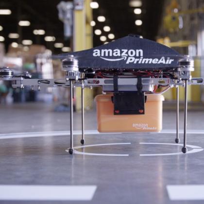 Thuisbezorging via drones, waarom niet?