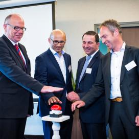 Venlo naar Europese top met Smart Logistics Centre