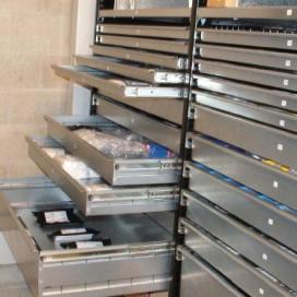 Hagisto bespaart ruimte met ladestelling