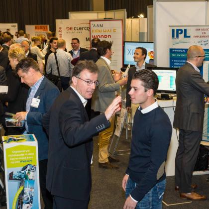 ERP-PLM event: wie is er klaar voor Industrie 4.0?