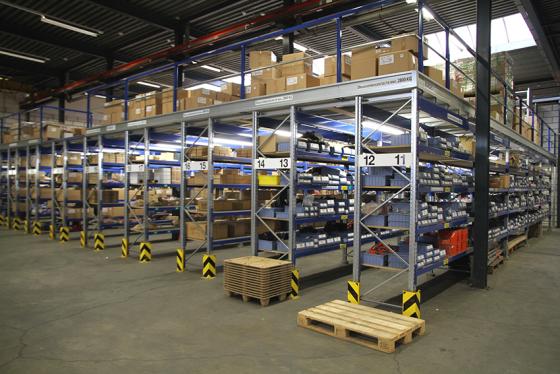 Efficiëntere operatie en meer opslagcapaciteit voor REMA Holland