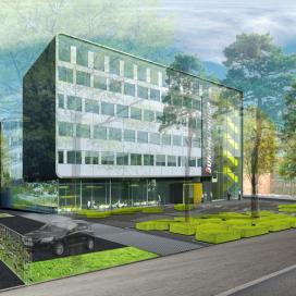 Jungheinrich bouwt nieuw hoofdkantoor in Hamburg