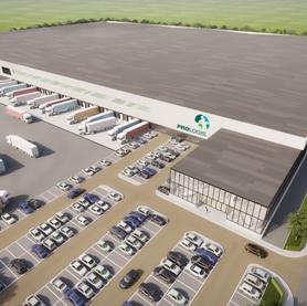 Prologis bouwt nieuw dc op Trade Port Noord in Venlo