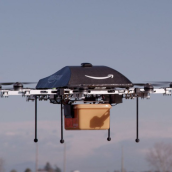 Amazon wil drones testen in India