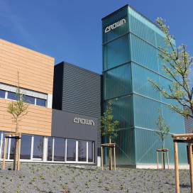Crown opent nieuwe fabriek in Beieren