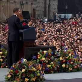 Evenementenlogistiek tijdens top stemt Obama tevreden