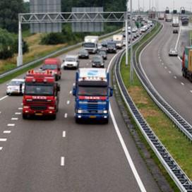 Kelderende dieselprijs zorgt voor matige terugval transporttarieven