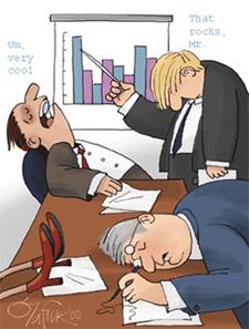 Vergaderen kan sneller en leaner