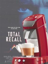 Total Recall voor Philips Senseo