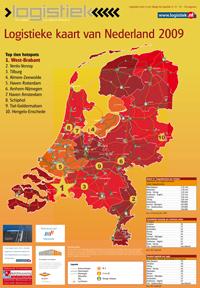 West-Brabant=Logistiek, maar wis Venlo niet uit