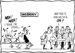 Nog meer ellende in ziekenhuizen door de kabinetsplannen?