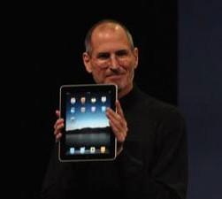 iPad wordt schakel in de keten