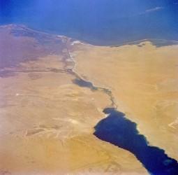 Een nieuwe Suez-crisis?