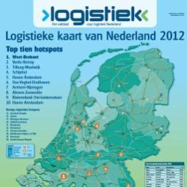 West-Brabant en Venlo: dragers van het logistieke hotspot-succes