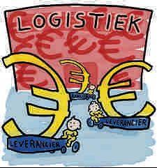 De eigen logistiek te duur?