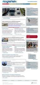 Abonneren op e-mail Nieuwsbrief Logistiek