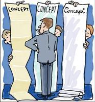 Concepten: Zorg dat je wat te kiezen hebt