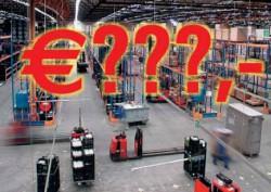 Componenten die de voorraadkosten bepalen