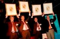 Koud' wint Logimatch Award 2006
