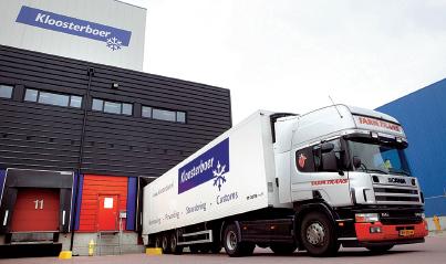 Logistieke Dienstverlening selecteren