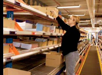 Warehousing optimaliseren