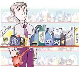 Supply Chain selecteren