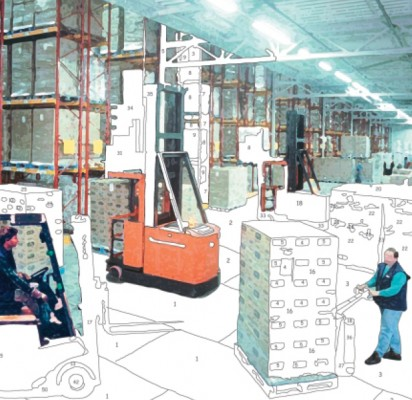 Warehouse Management selecteren