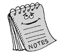 Plannen in Notepad