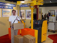 Machinebouwer Leenstra wint Logistica Award