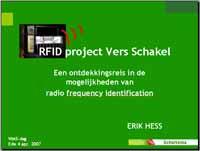 Themasessie RFID