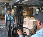 Wie beoordeelt het logistieke concept op veiligheid?