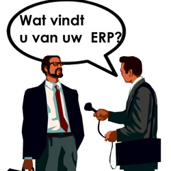 ERP-oordeel? Vraag het uw klanten!