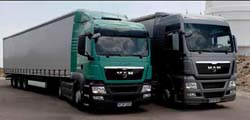Rai Special: Wereldpremière voor nieuwe MAN-trucks